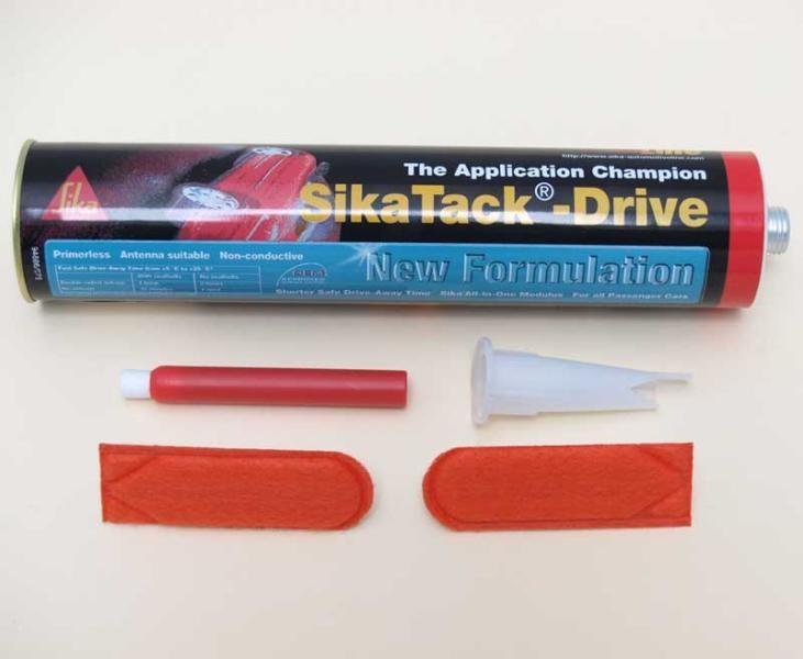SikaTack-Drive Rep.Set