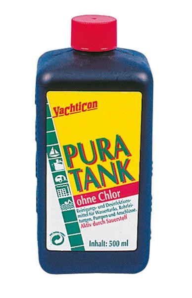 Pura Tank 500ml o.Chlor