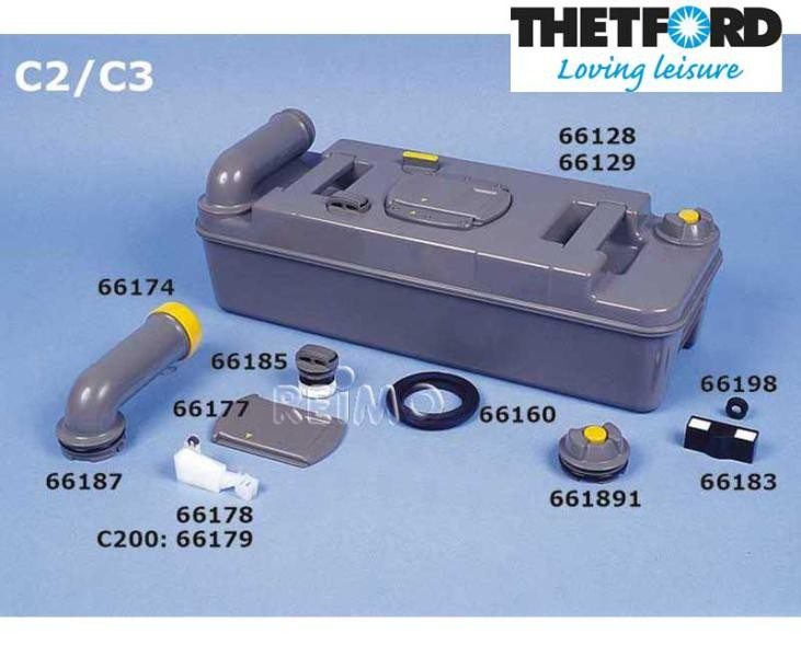 Schieberdicht.PP-Cassette