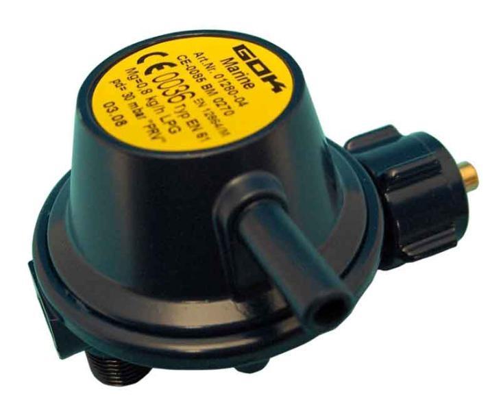 Marine Gasregl.EN61 0,8kg