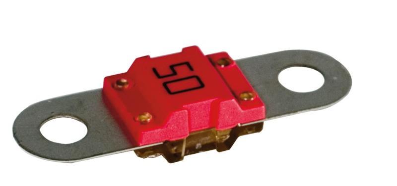 Sicherung BF1, 50A