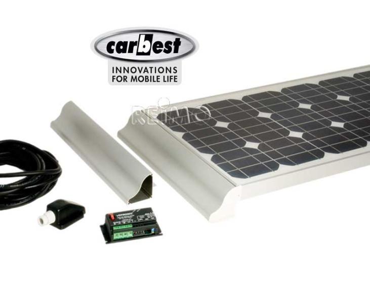 Solaranlage Carbest 80W