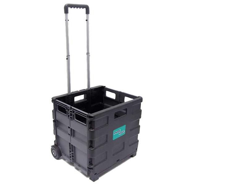 Transportwagen m.Box 25kg