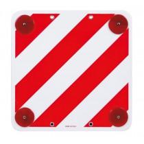 Warntafel 50x50 Kunststof