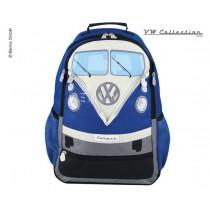 VW Coll. Rucksack blau
